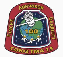 The 100th Crewed Soyuz Flight by projectbebop