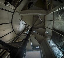 The Spiral Staircase by UrbanDiaries
