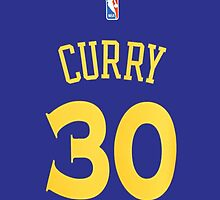 Steph Curry by ilRe