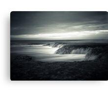Montfort's Beach  Canvas Print