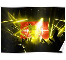 Pika Concert Poster