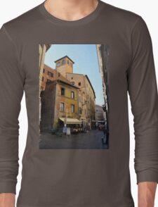 Latin Lanes Long Sleeve T-Shirt
