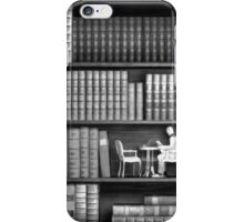 Reading corner by #MiloslavDesign iPhone Case/Skin