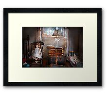Children - Toy - A little girls room  Framed Print