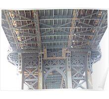 Under the Manhattan Bridge Poster