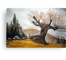 Whomping Willow :) Canvas Print