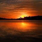 Sublime - Narrabeen Lakes, Sydney Australia - The HDR Experience by Philip Johnson
