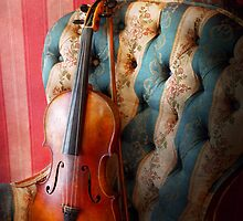 Music - Violin - Musical Elegance  by Mike  Savad