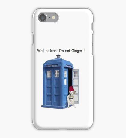 Doctor's Regeneration problems ? iPhone Case/Skin