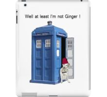 Doctor's Regeneration problems ? iPad Case/Skin