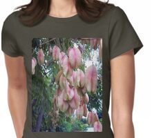 Flowering Tree Womens Fitted T-Shirt