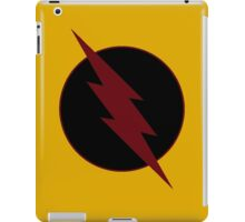 Reverse Flash Logo iPad Case/Skin