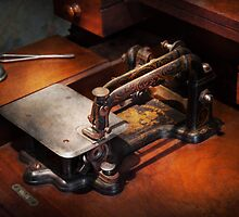 Sewing Machine - Sewing for small hands  by Mike  Savad