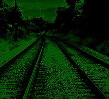 neon track by Ian Morrison