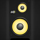 Studio Monitor by abinning