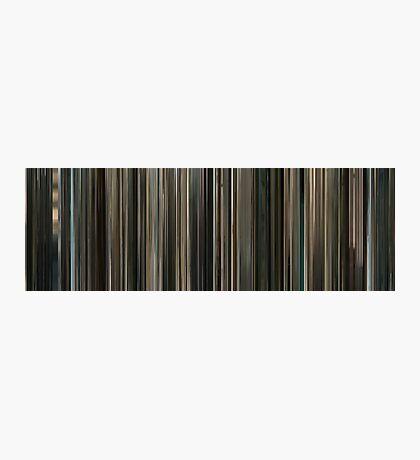 Moviebarcode: Incendies (2010) Photographic Print