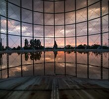 The Lake In The Sky by UrbanDiaries