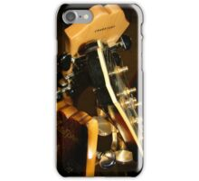 Guitar necks - iphone case iPhone Case/Skin