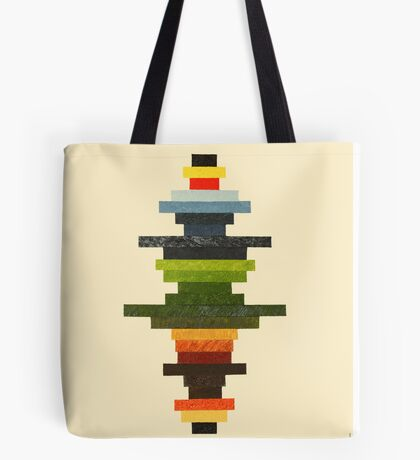 The Obfuscated Cross Tote Bag