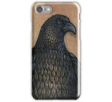 The Unruffled Eagle iPhone Case iPhone Case/Skin