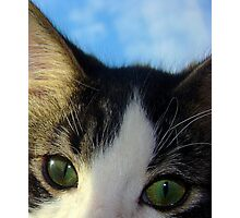Eye Perception Photographic Print
