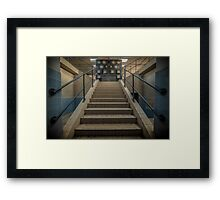 Sandford Mill Framed Print