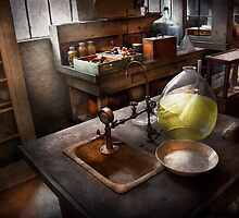 Science - Chemist - Scientific Discoveries  by Mike  Savad