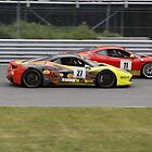 Ferrari Challenge Cup in Montreal 2011 by gtexpert