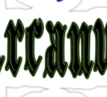 Arcanum Sticker