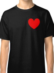 Simple Heart Classic T-Shirt