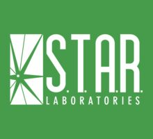 STAR Labs Baby Tee