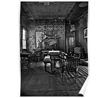 Old house Bodie California 2 Poster