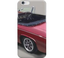 MG Miget iPhone Case/Skin