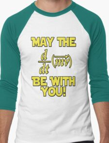May The Force Be With You! Physics Geek T-Shirt