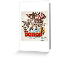 The Dollop Greeting Card