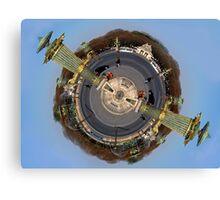 Place de la Concorde 360° Canvas Print