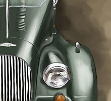 Morgan Plus 8 by RDisegno