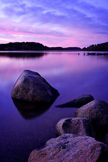 Swedish Sunset by Ryan Carter