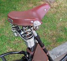 Oldtimer bicycle by Klaus Offermann