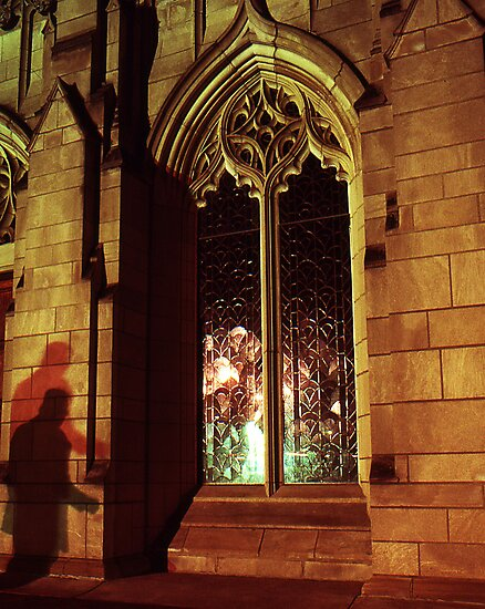 Stranger At The Church  by Phil Campus
