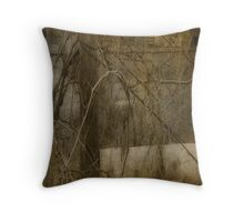 Almost November Throw Pillow