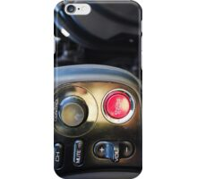 start your engine iPhone Case/Skin