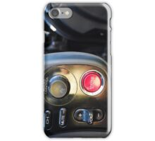 start your engine iPhone Case/Skin