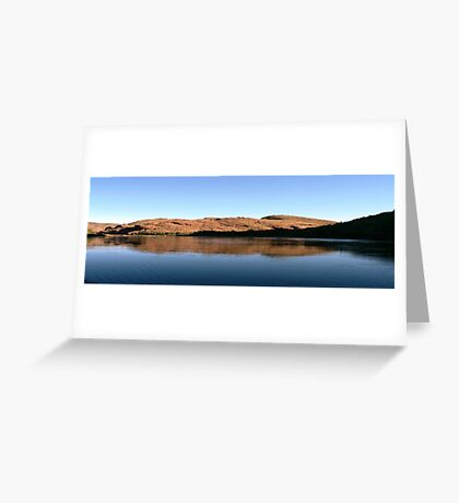Ord River, Western Australia. Greeting Card