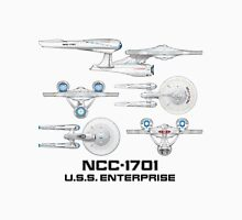 NCC-1701 U.S.S. Enterprise Unisex T-Shirt