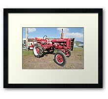 Hobart Show Vintage Equipment No 3 - Canendar 2012 Framed Print