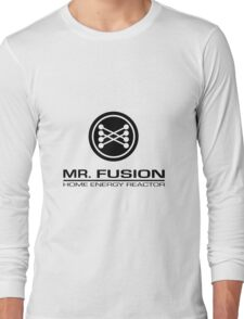 Mr. Fusion Home Energy Reactor Long Sleeve T-Shirt