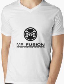 Mr. Fusion Home Energy Reactor Mens V-Neck T-Shirt