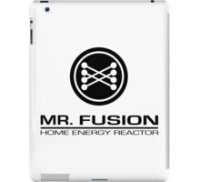 Mr. Fusion Home Energy Reactor iPad Case/Skin