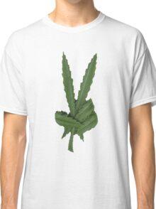 Peace Leaf Classic T-Shirt